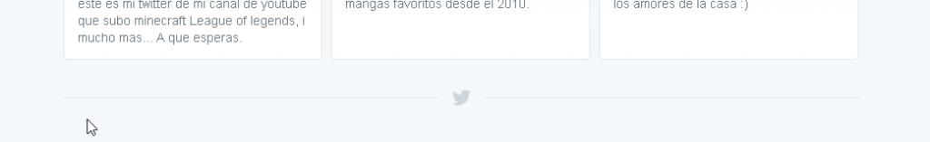 Twitter bottom